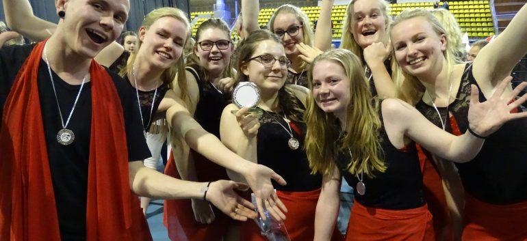 Mooie afsluiting Hosanna bij Championships Eindhoven