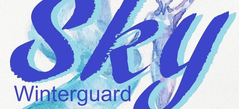 Mooi begin voor Sky-Hosanna op eerste wedstrijd Winterguard