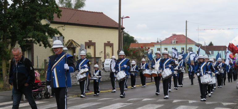 Hosanna op zomercarnaval in Frankrijk